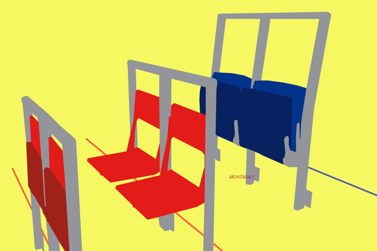 tecnologia posti rail seats