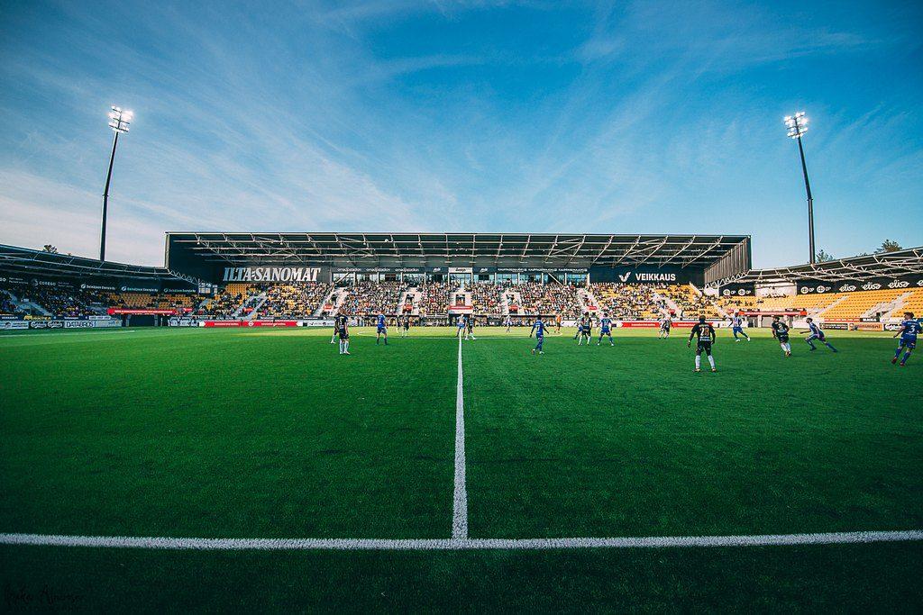 omasp stadion seinajoki finlandia architettura