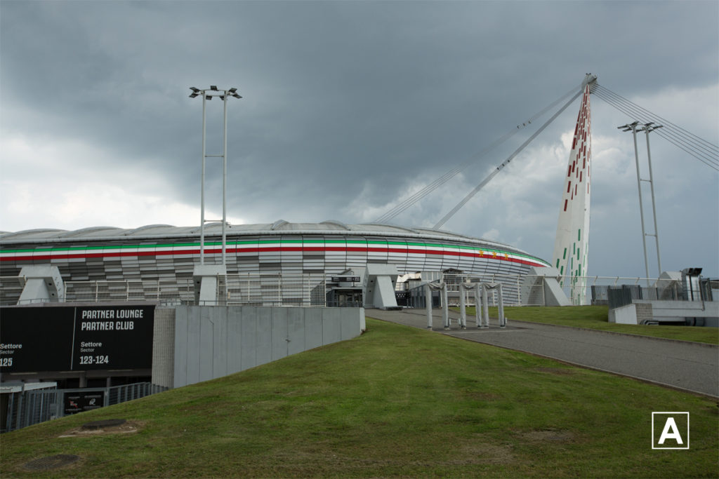 juventus allianz stadium torino architettura informazioni