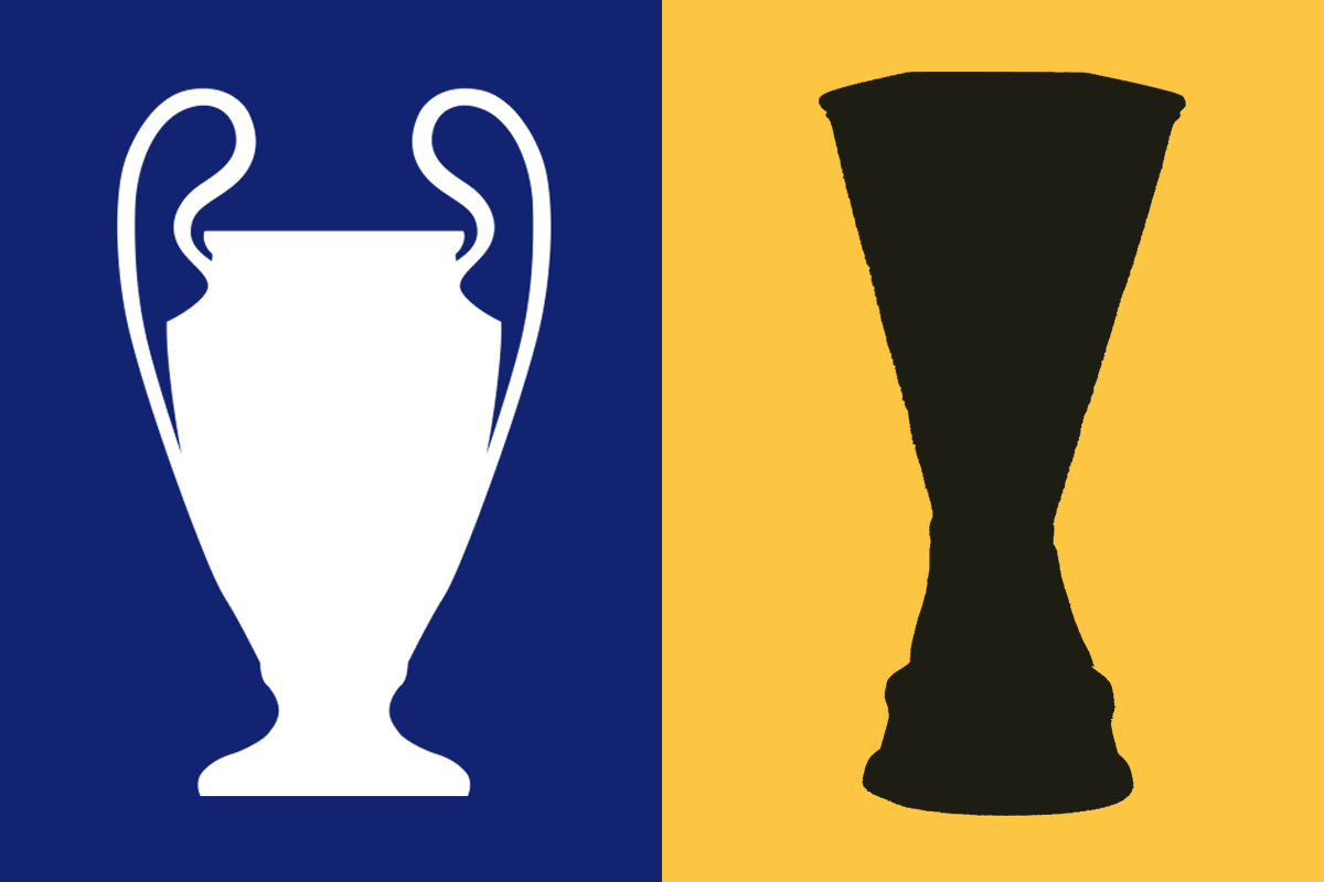 champions europa league trasferte gironi