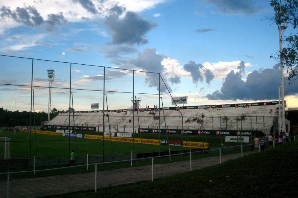 stadio roberto bettega tacuary paraguay