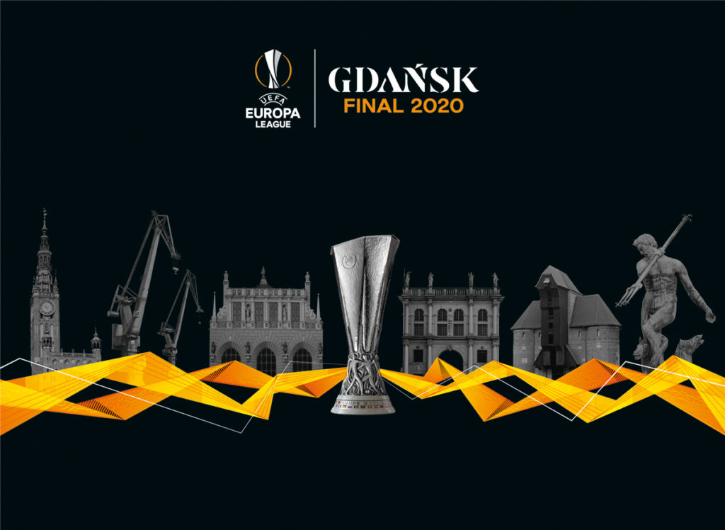 europa league visual identity danzica