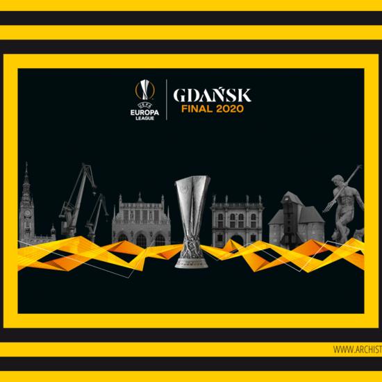 visual identity europa league 2020