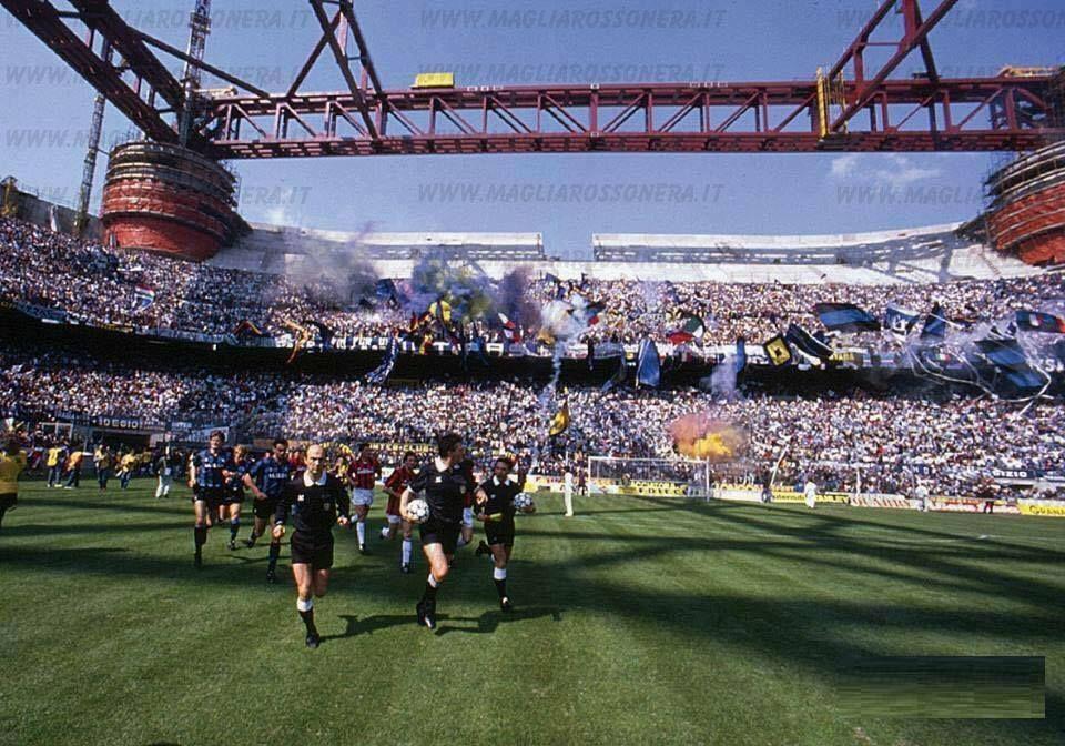 derby inter milan 1989