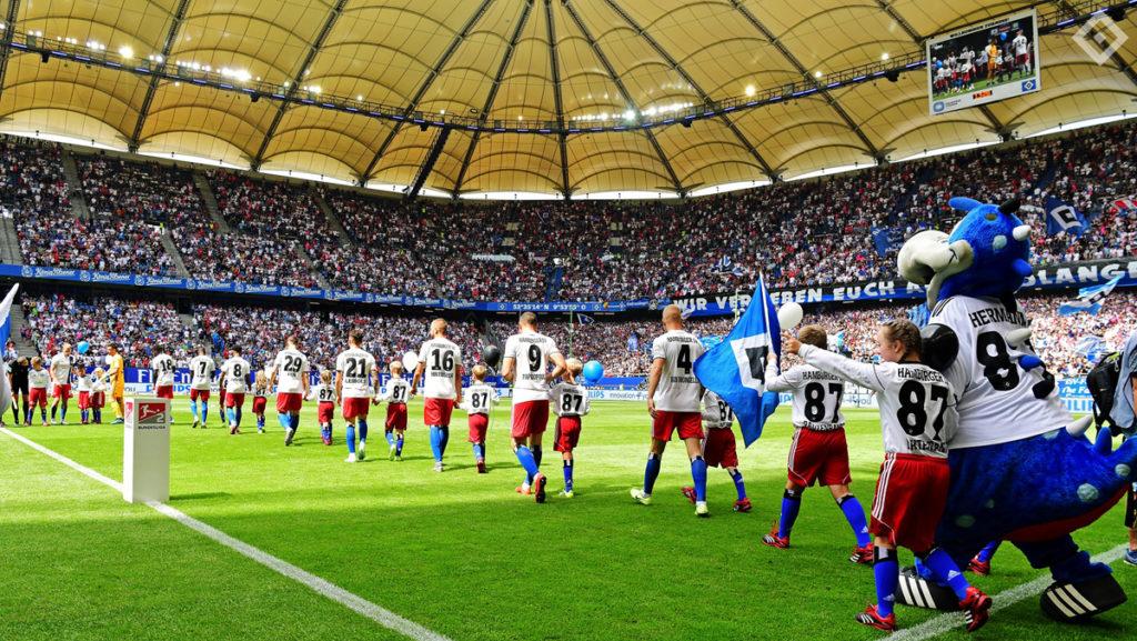 amburgo volksparkstadion