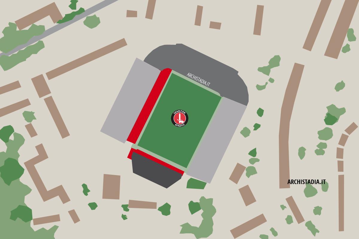 charlton the valley stadio