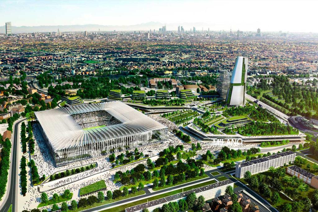 nuovo stadio san siro progetto populous