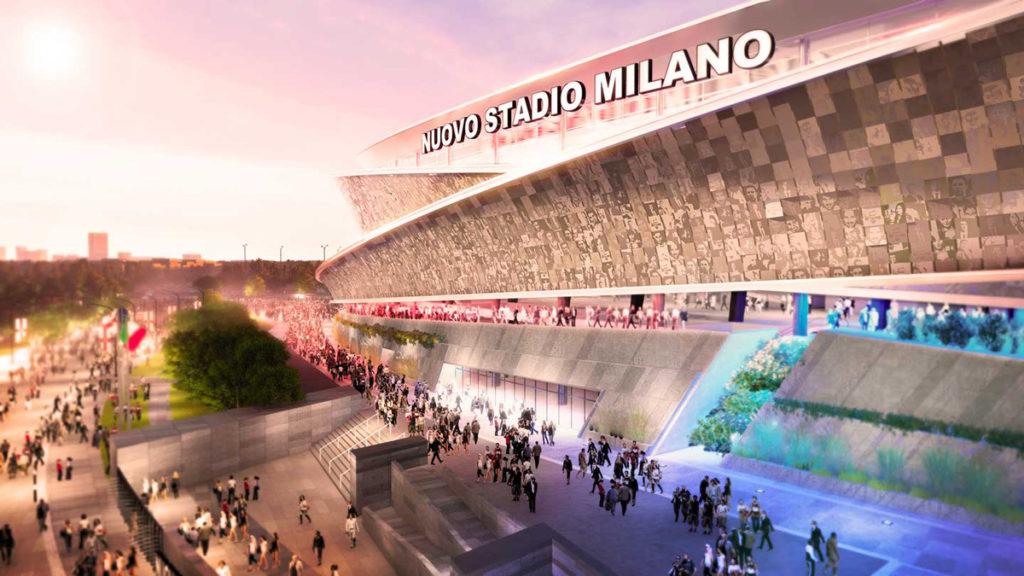 progetto nuovo stadio san siro manica sportium