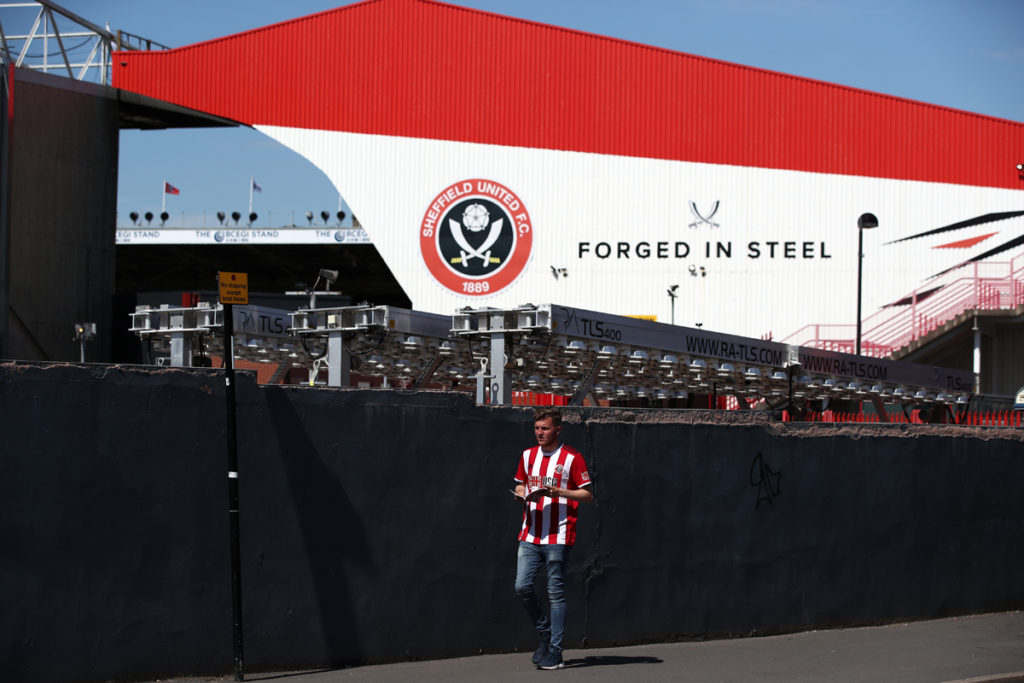 sheffield united bramall lane