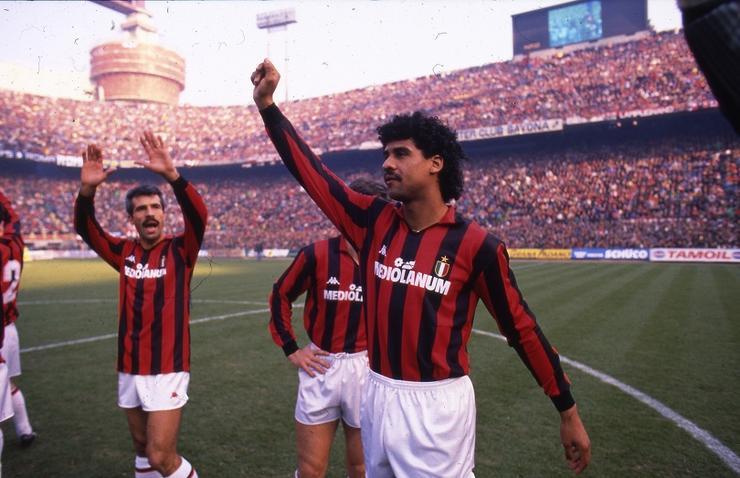 rijkaard derby milano 1988 san siro