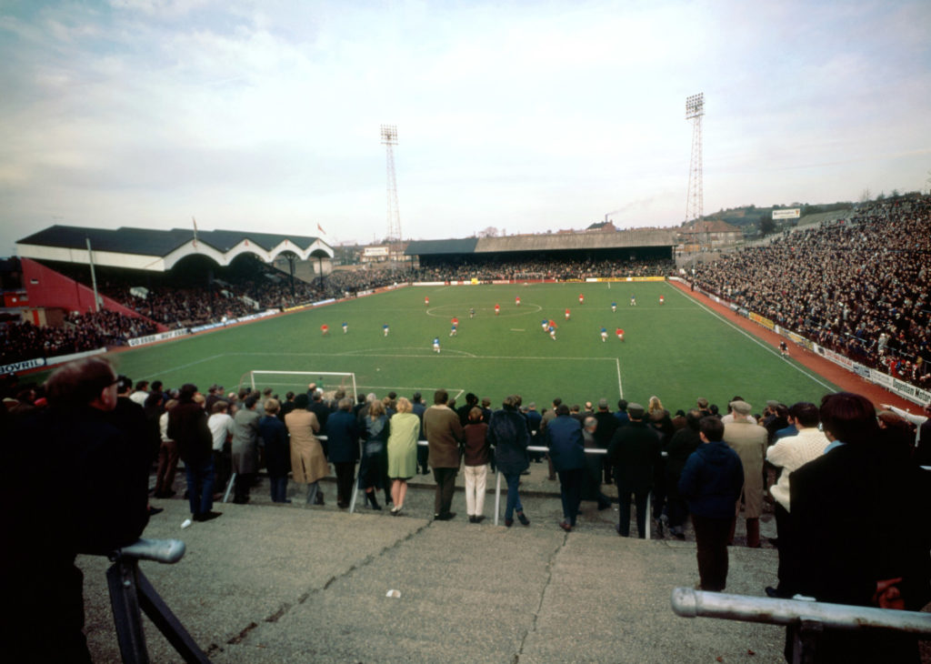 the valley stadio charlton