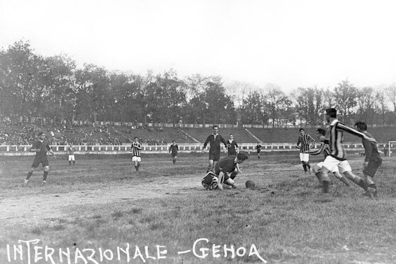 arena civica milano inter genoa 1910