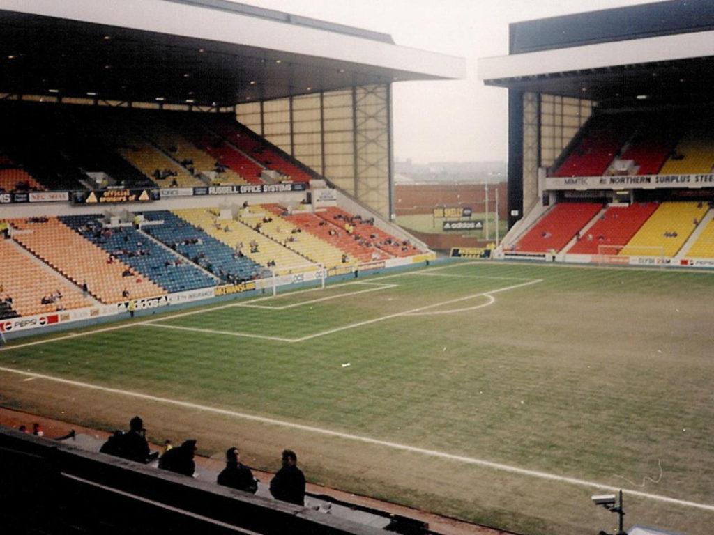 Ibrox Glasgow 1994