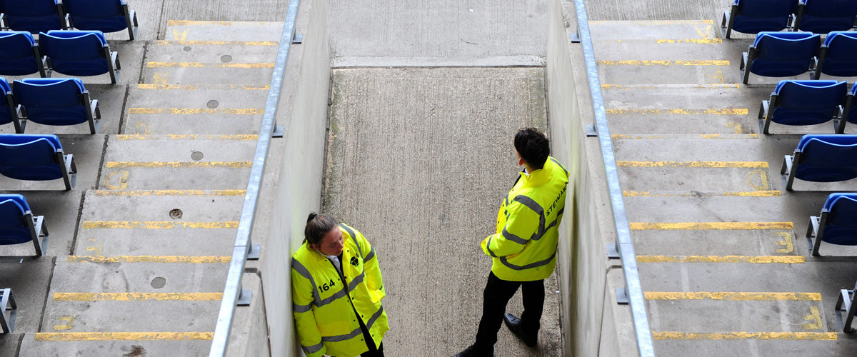 steward oxford united inghilterra