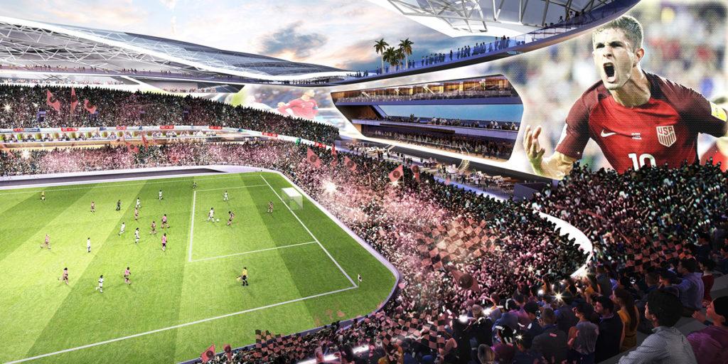nuovo stadio Inter Miami CF