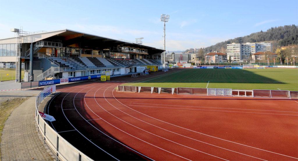 wolfsberger lavanttal-arena stadio austria