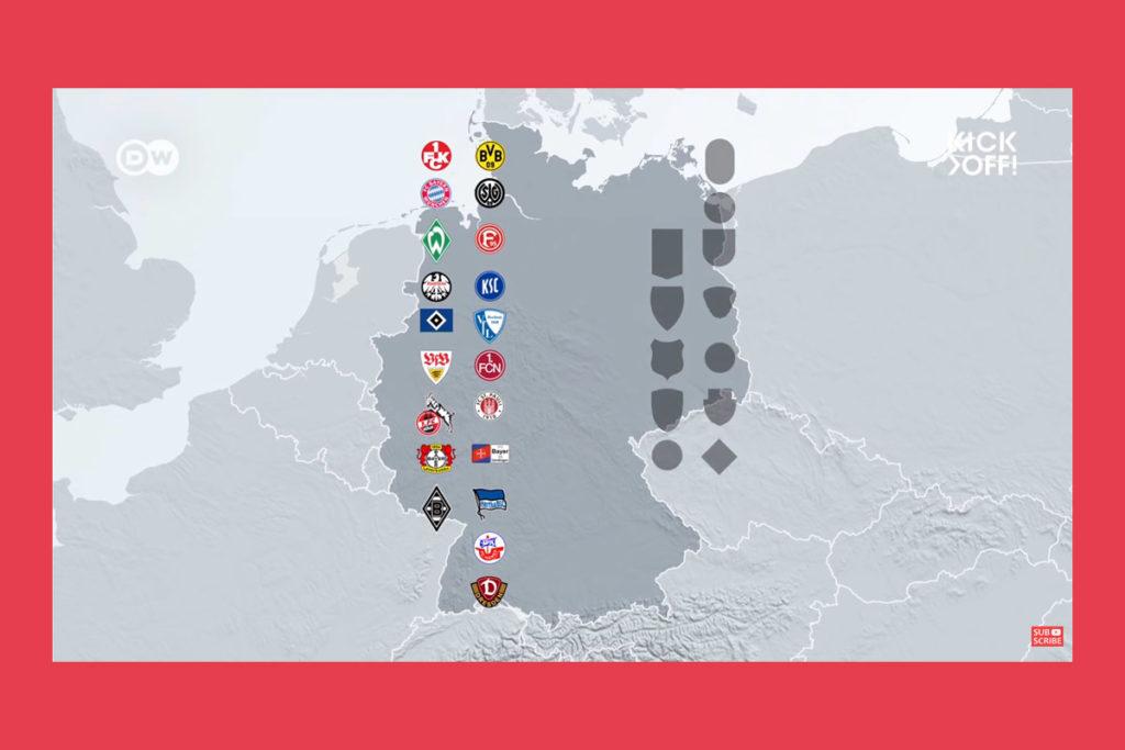 Il calcio della Germania Est dopo la caduta del Muro