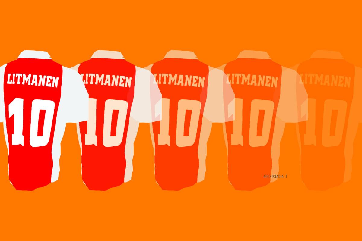 Jari Litmanen nome Olanda