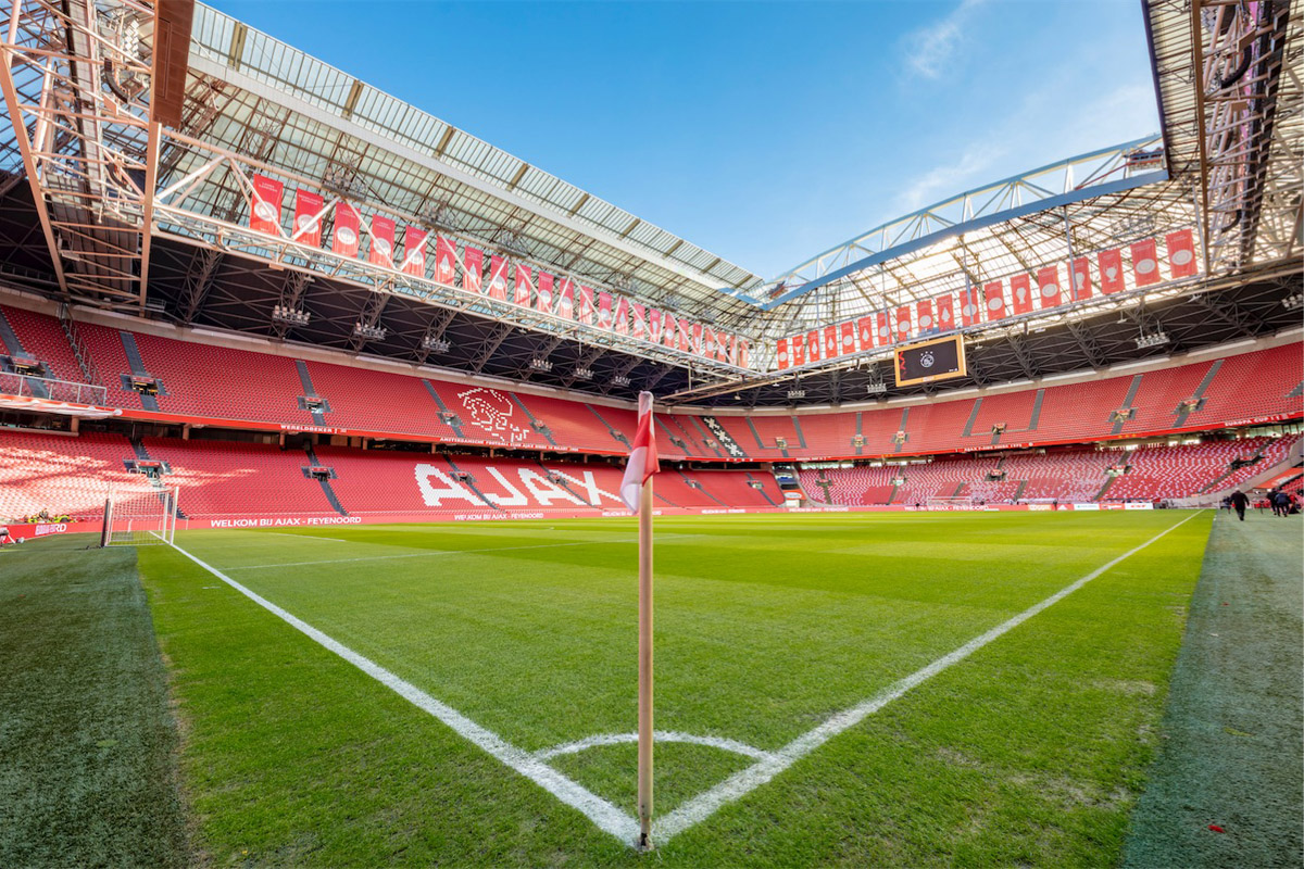 Amsterdam Johan Cruijff Arena Ajax
