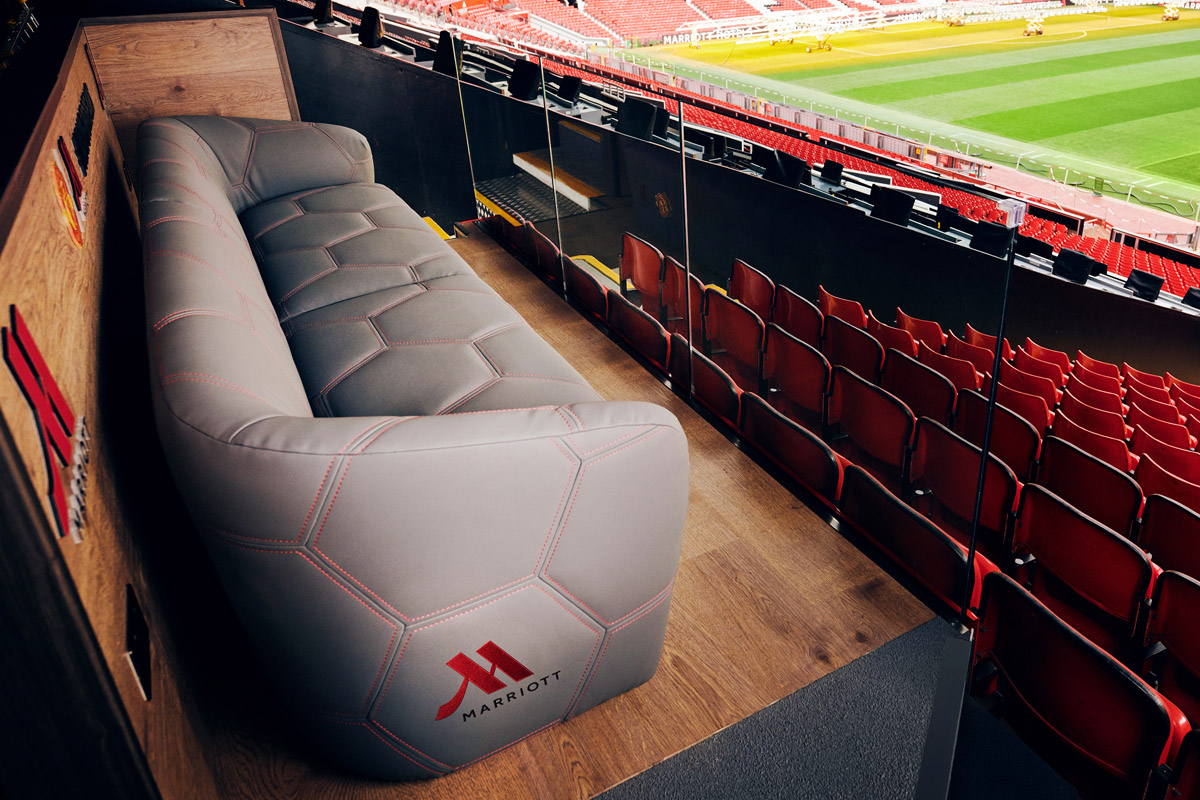 Manchester United Seat of Dream Marriott