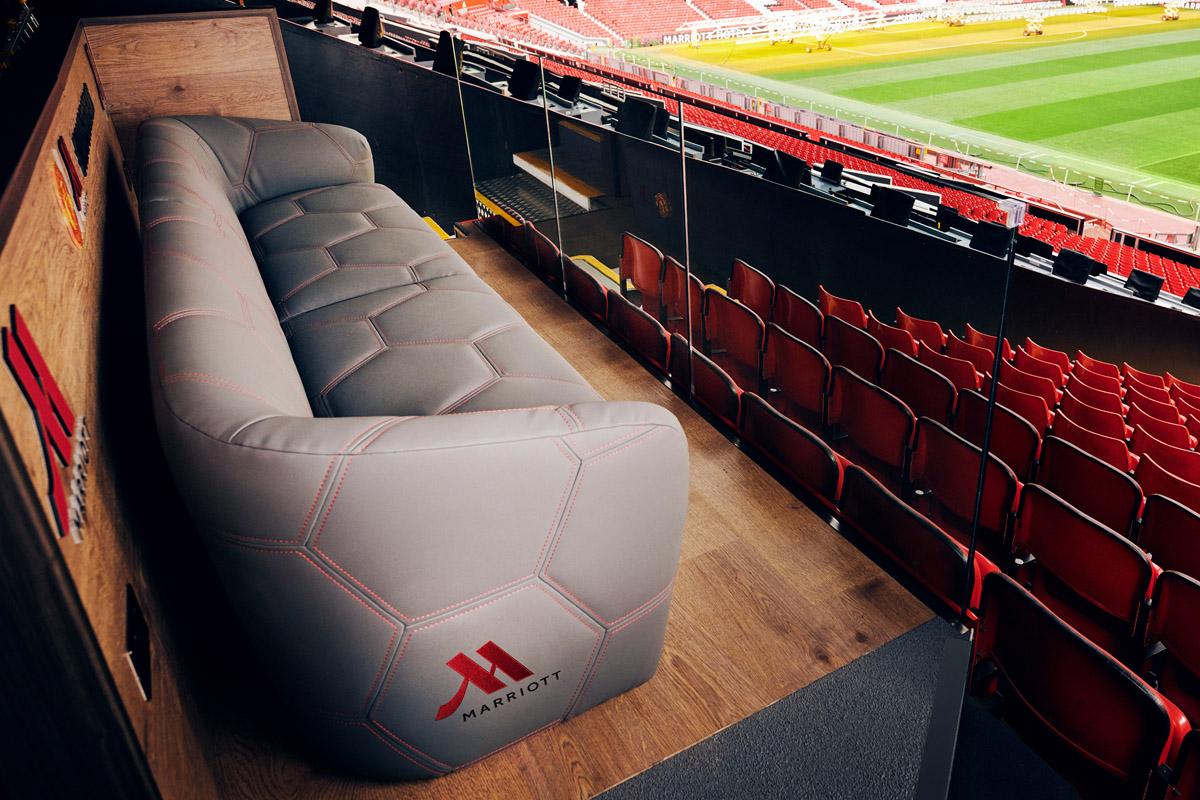Manchester United Seat of Dream Marriott