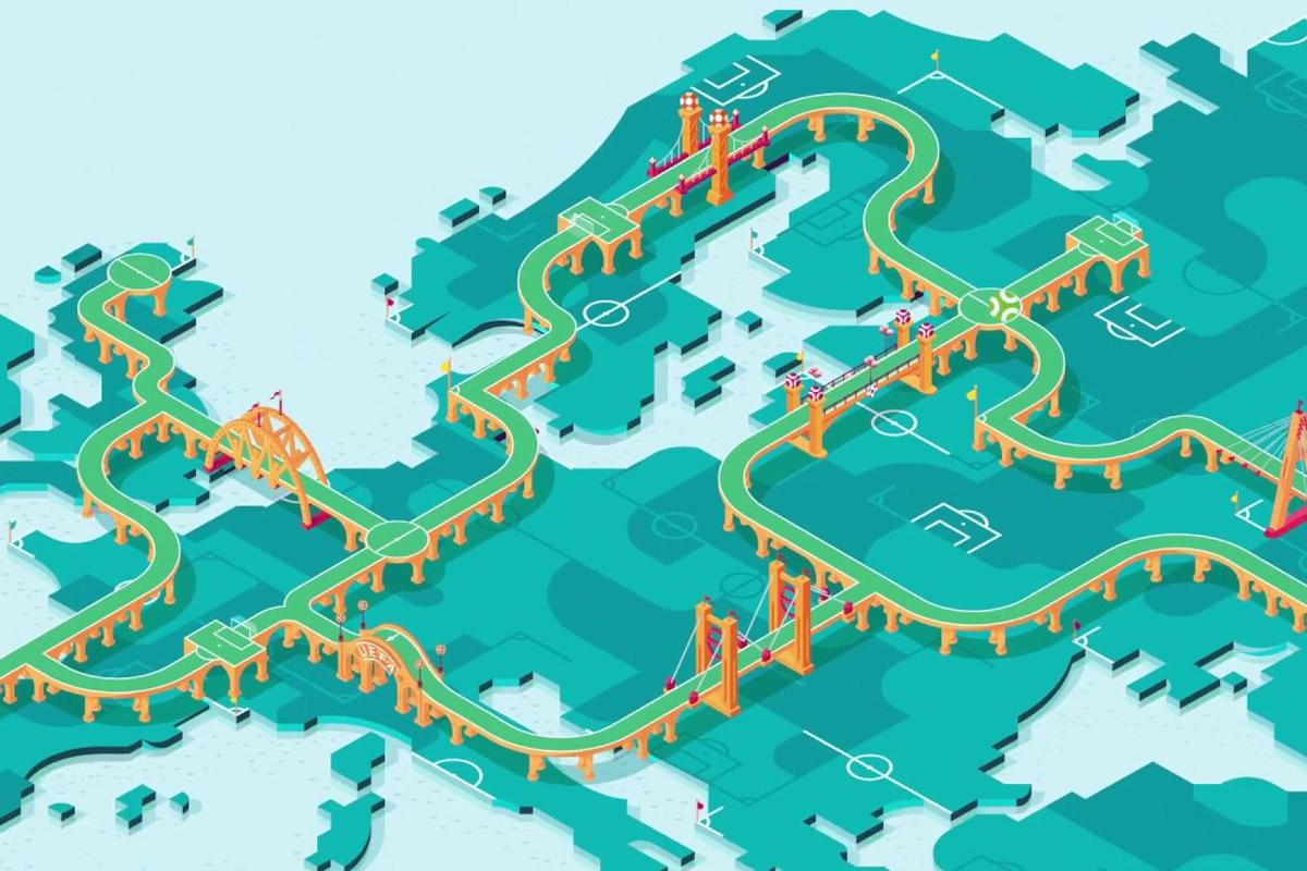 euro 2020 mappa grafica