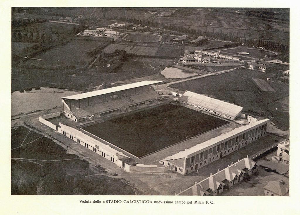 stadio san siro milano 1926