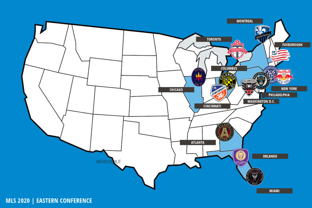 mappa-mls-2020-eastern-conference