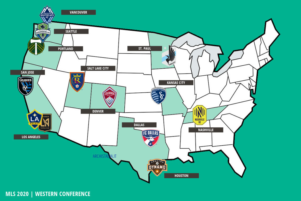 mappa-mls-2020-western-conference