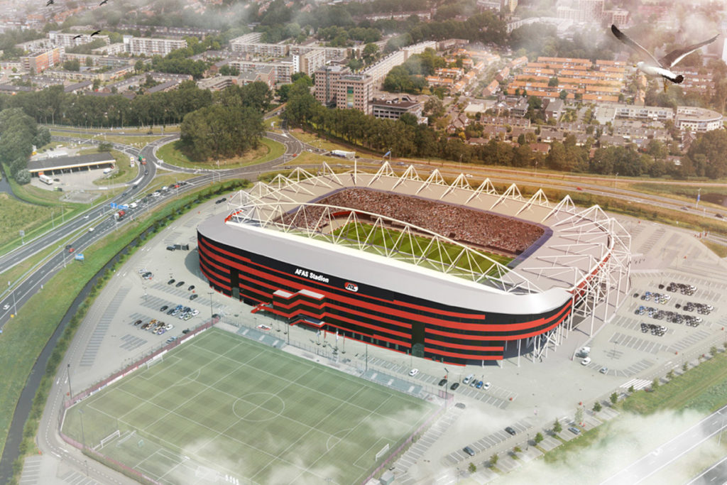 az-alkmaar-afas-stadion-nuovo-tetto