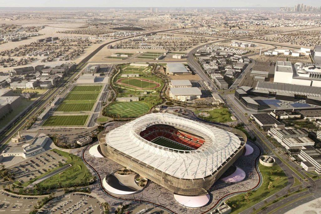 al rayyan nuovi stadi qatar 2022 mondiali