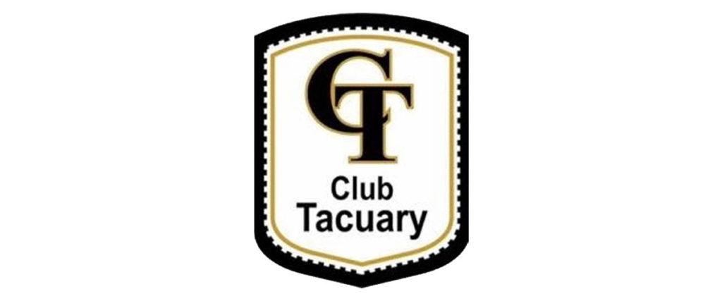club tacuary stadio bettega logo