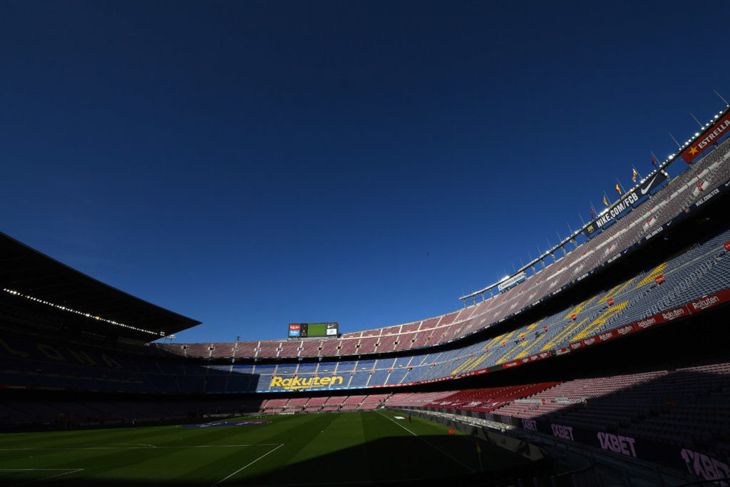 camp nou barcellona stadio