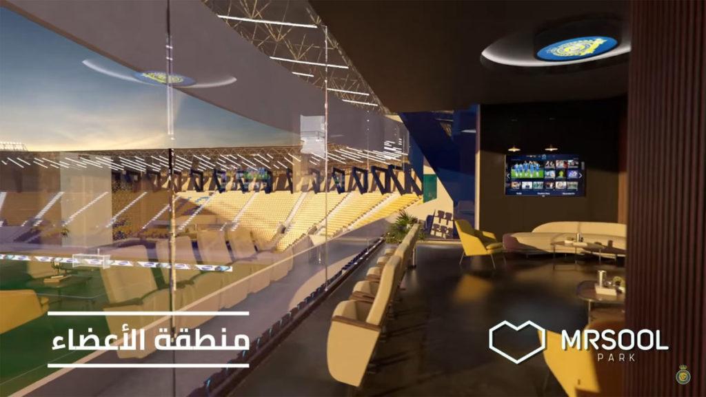 king saud university stadium riyad restyling nuovo nome