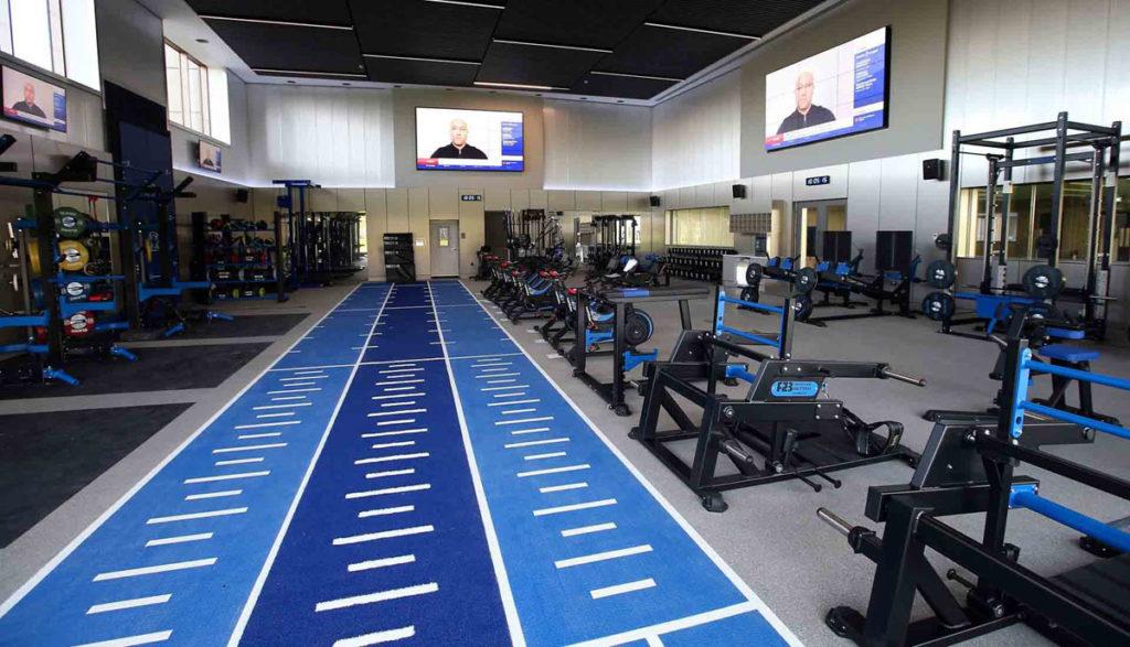 leicester city nuovo centro allenamento