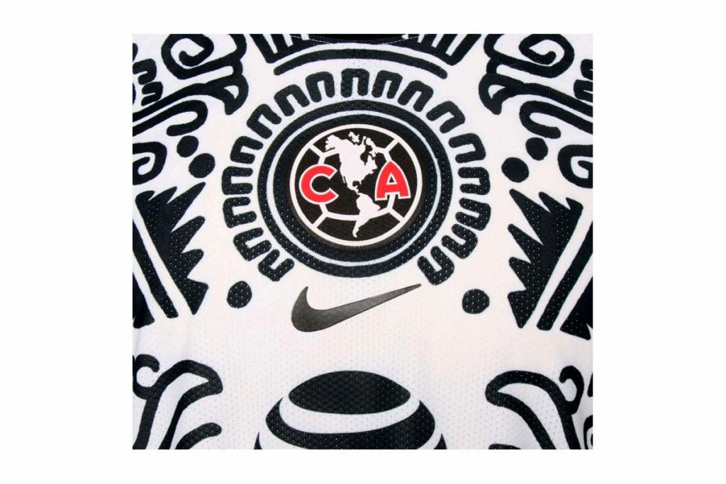 club america terza maglia aztechi