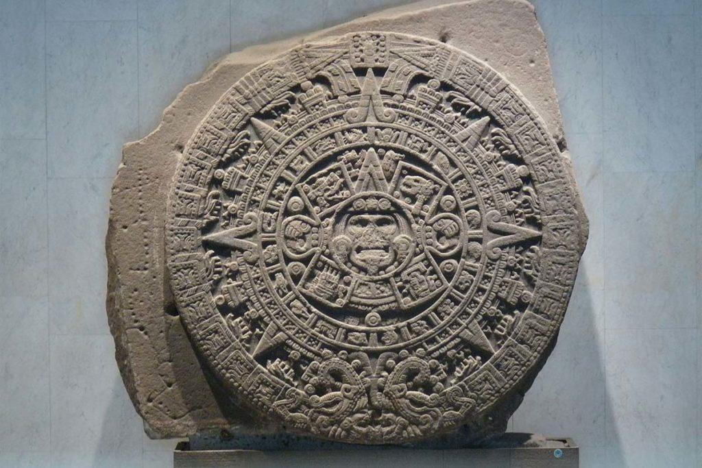 piedra del sol messico