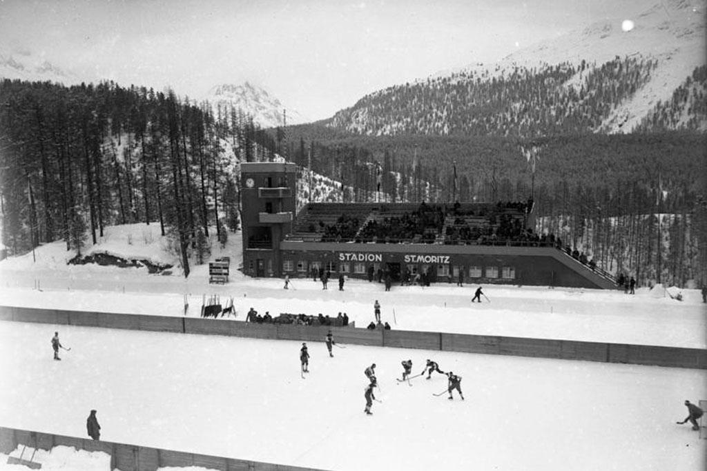 st moritz stadio olimpiadi invernali 1928