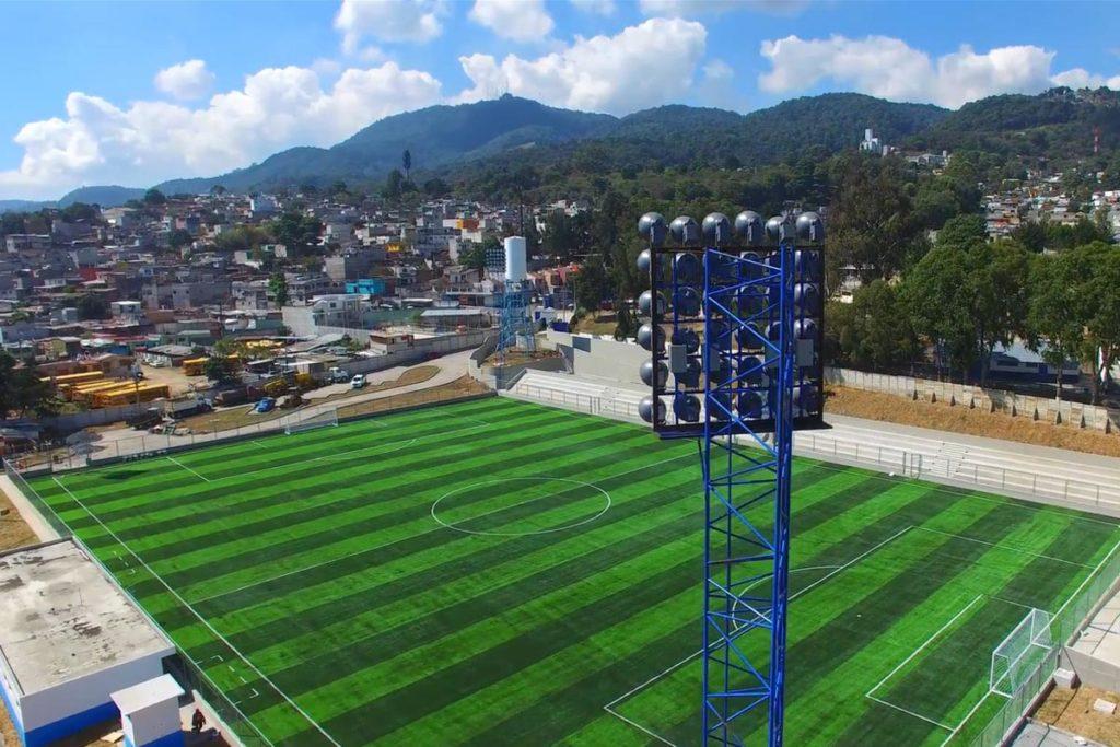 stadio mixco guatemala