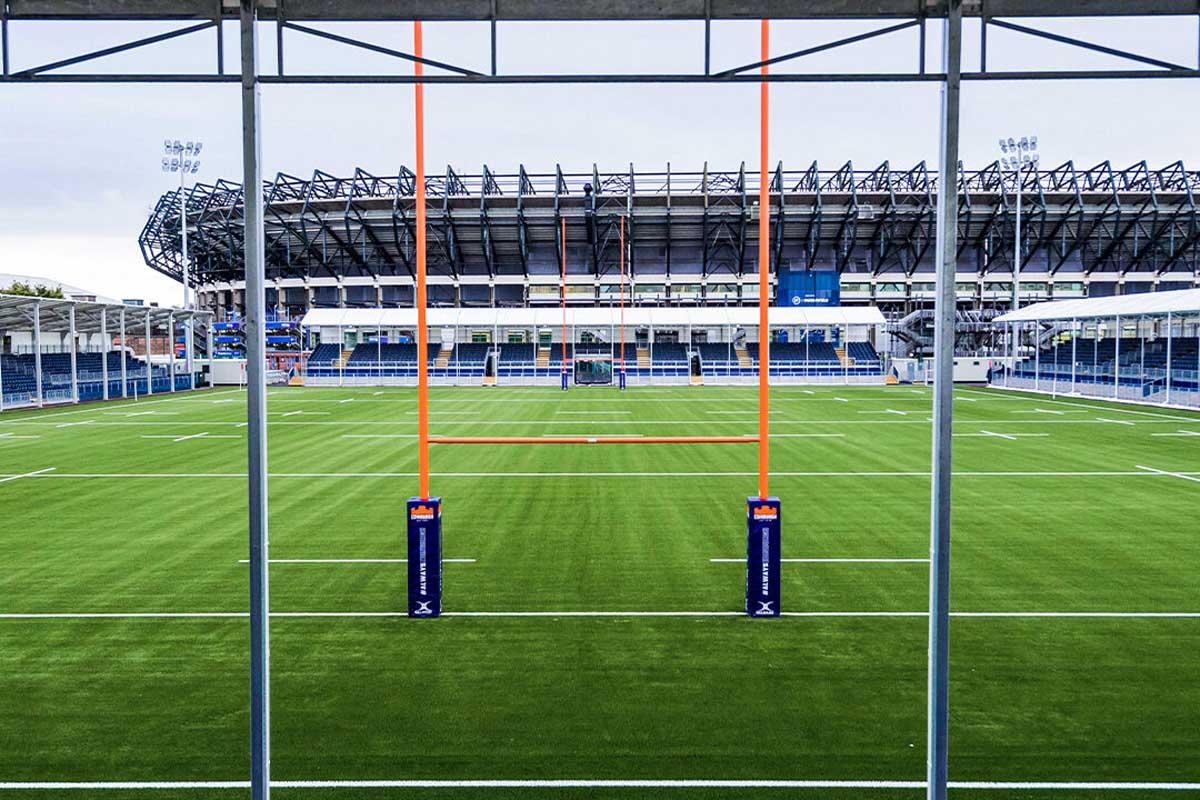edimburgo nuovo stadio rugby murrayfield