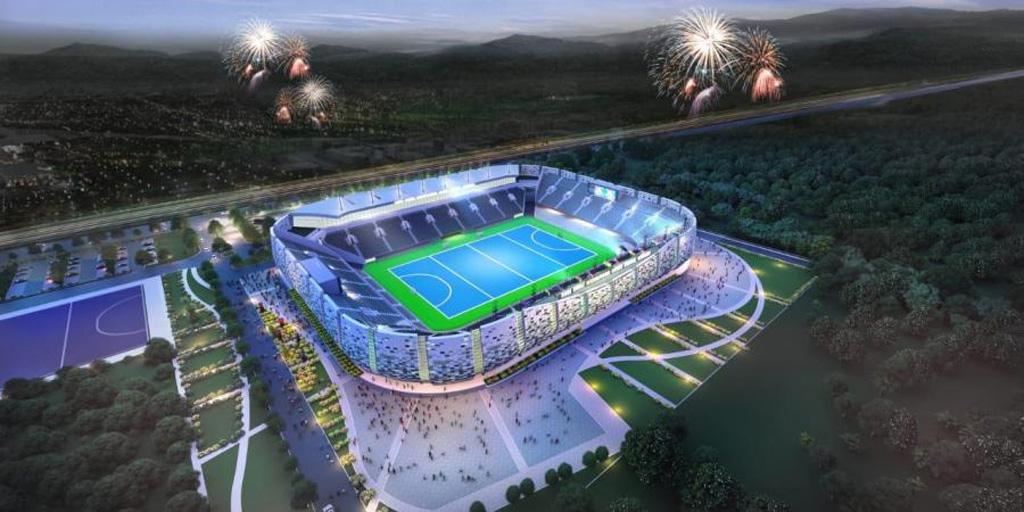 india hockey nuovo stadio rourkela