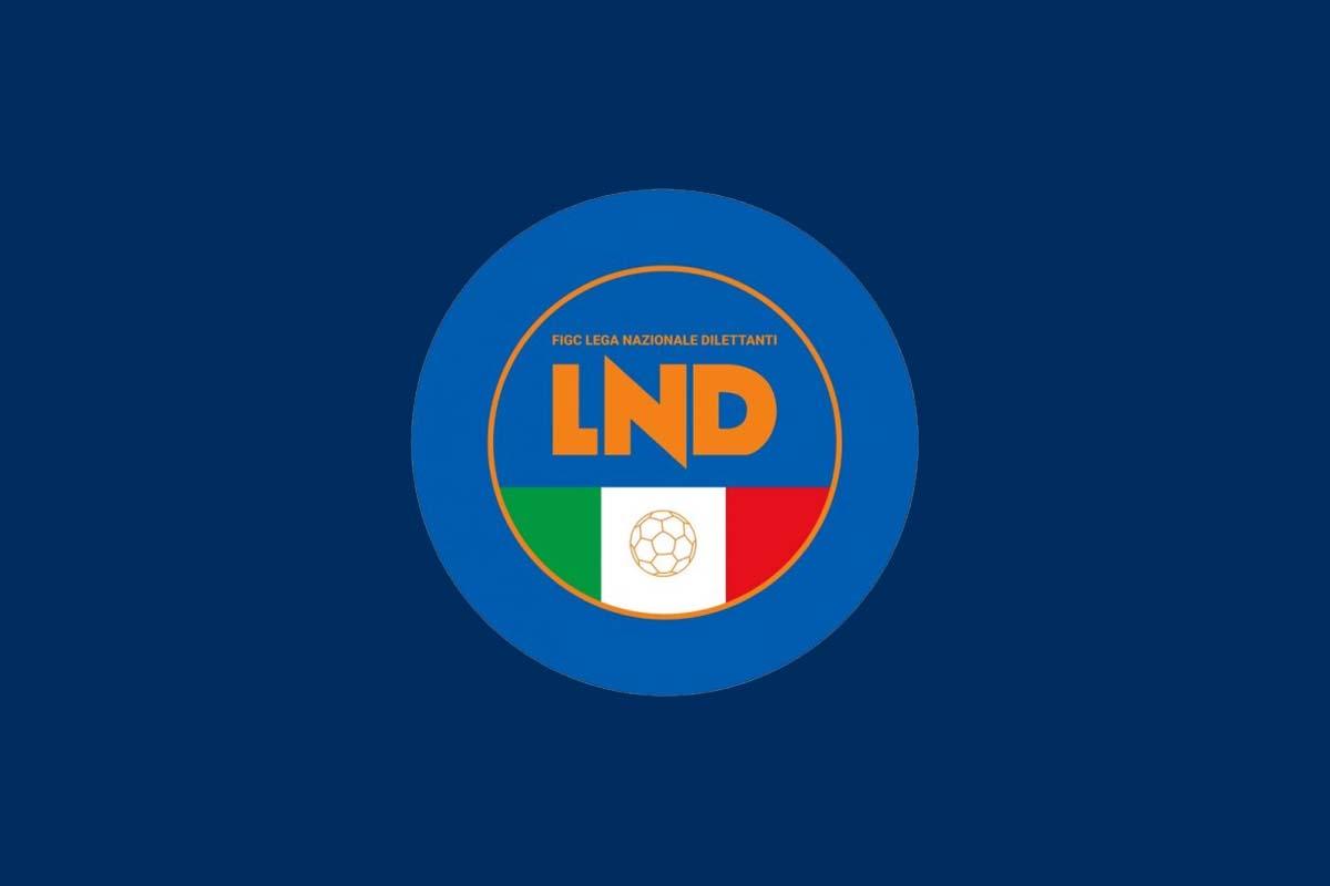 lnd lega nazionale dilettanti logo