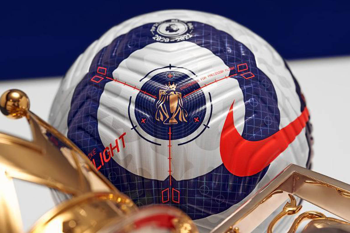 pallone premier league nike 2021