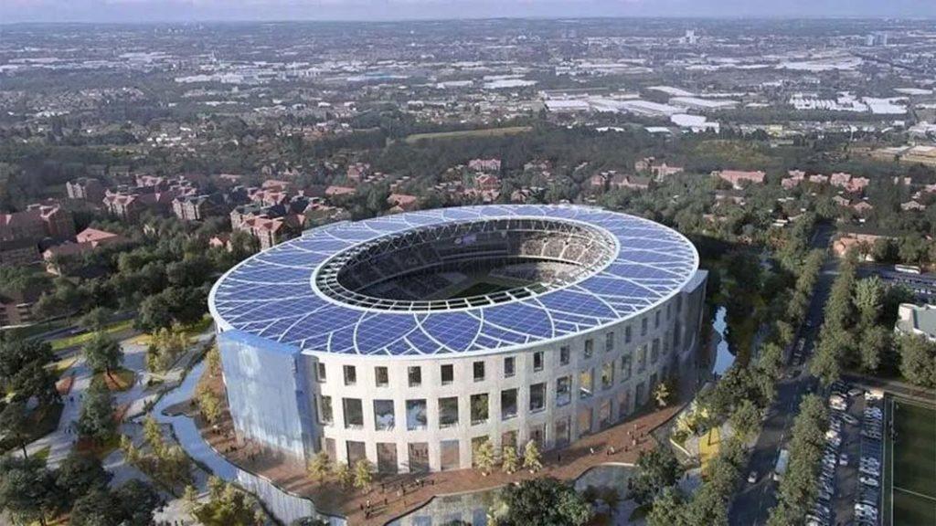 verona nuovo stadio arena