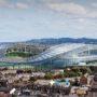 aviva stadium dublino panoramica euro 2020