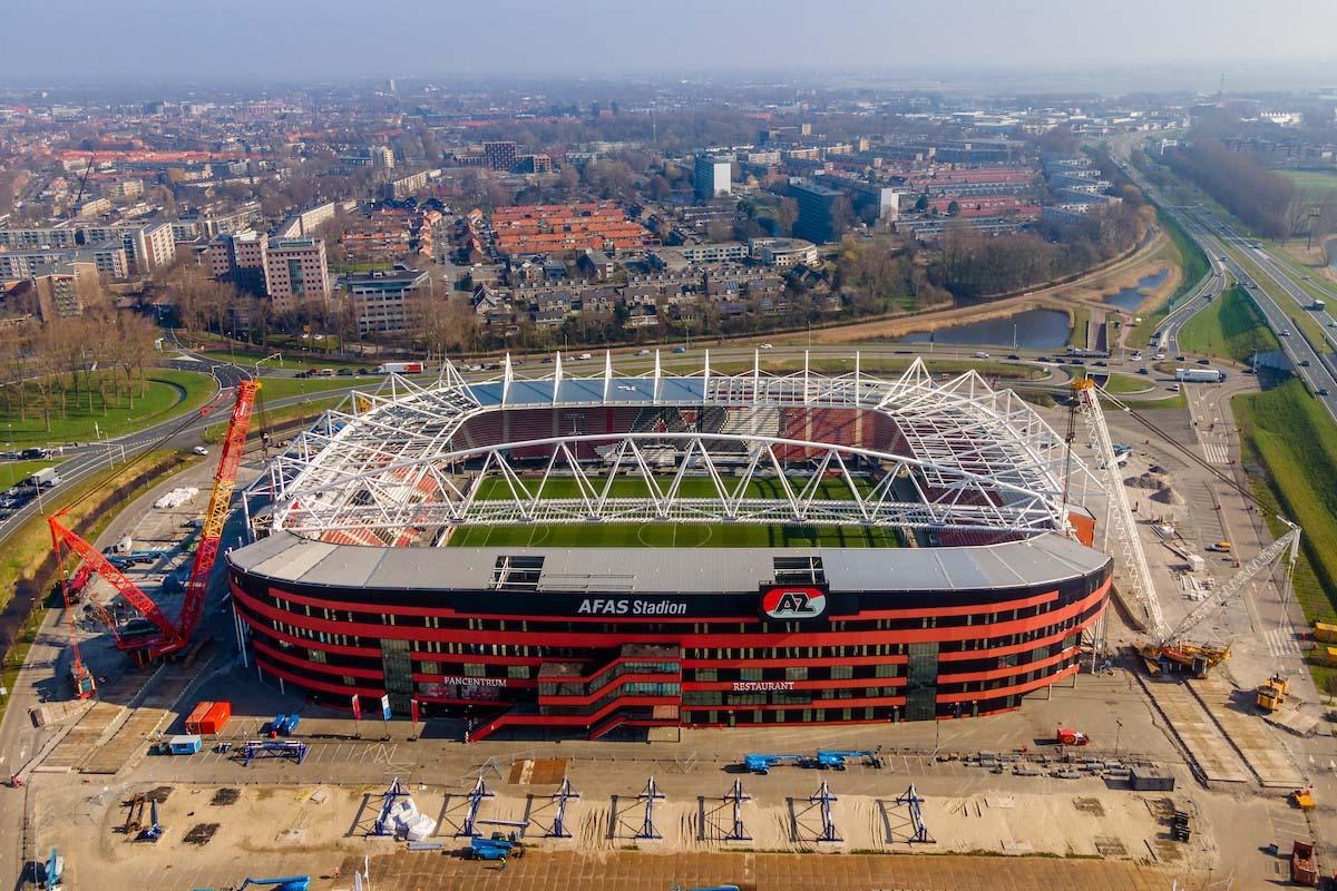 az alkmaar afas stadion