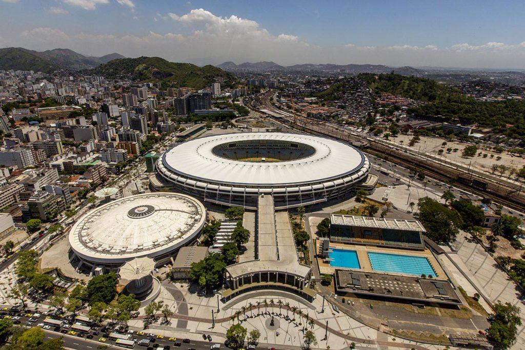 maracana stadio complesso sportivo