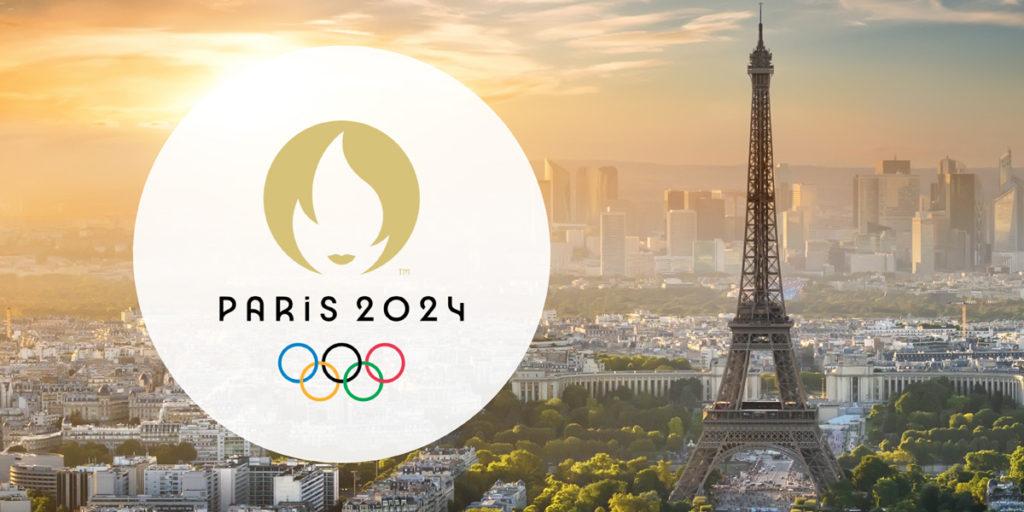 parigi 2024 olimpiadi logo