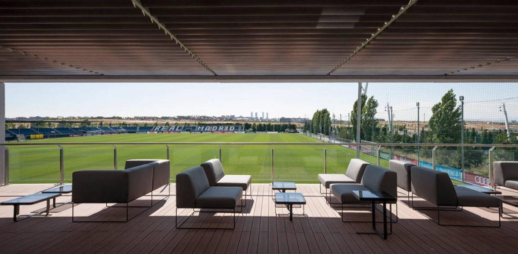 real madrid valdebebas centro sportivo hotel