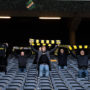 svezia tifosi stadio covid